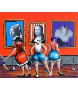 The portrait room