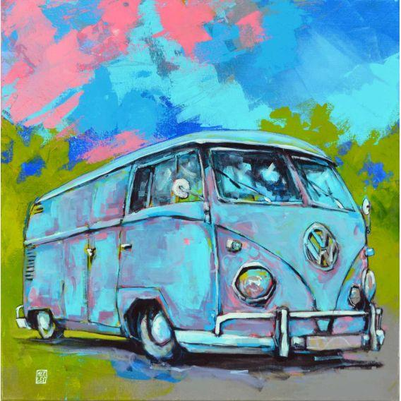 The combi Volkswagen