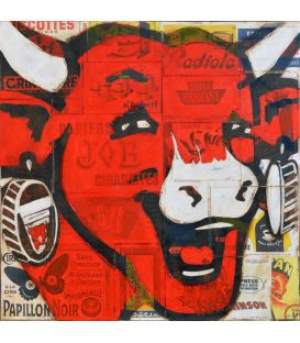 Laughing cow - 1969