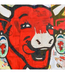 The tongue of the laughing cow