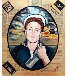 Sacha le marin - Message dans la bouteille