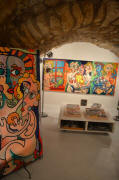 The Hangart gallery - Lourmarin