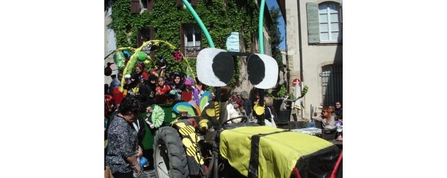 Carnival of Lourmarin